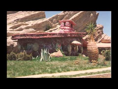 Bedrock! Flintstones Movie Set, Agua Dulce, California