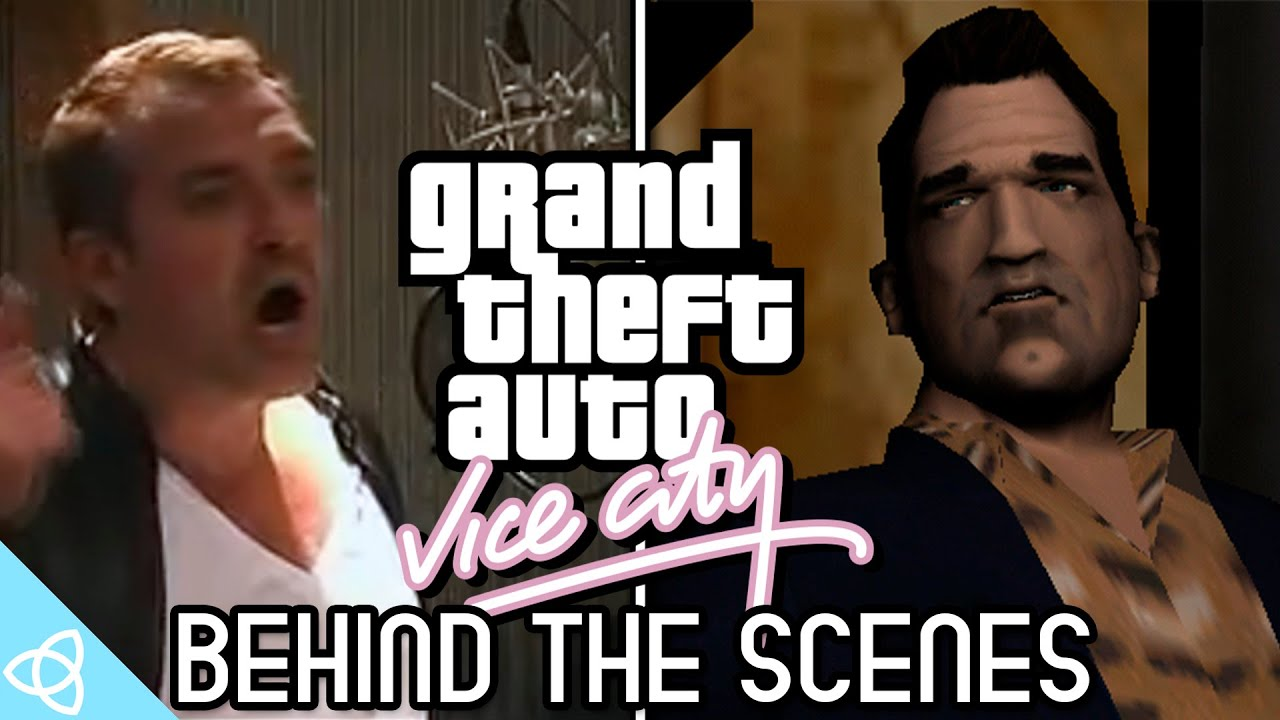 Behind the Scenes - GTA: Vice City [Making of] #1