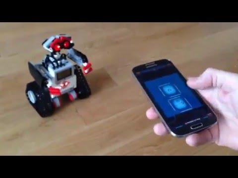 EV3 WALL-E - YouTube