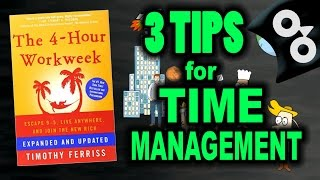 how to get more done in less time the 4 hour work week