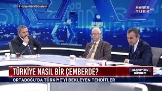 Habertürk Gündem - 4 Aralık 2018 (Türkiye nasıl bir çemberde?)