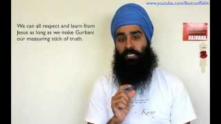 Sikhism and Christianity - Question #8