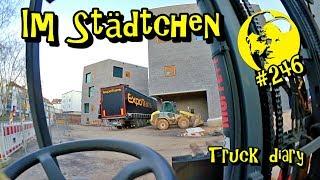 Im Städtchen / Truck diary #246