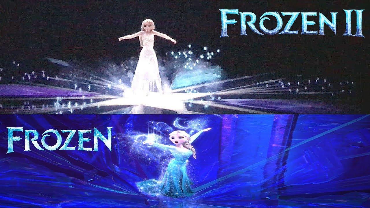 Download Frozen 1 VS Frozen 2 COMPARISON