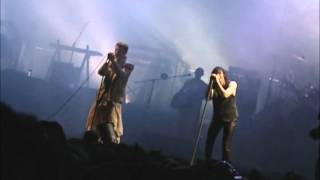 Nine Inch Nails featuring David Bowie - Hallo Spaceboy (live)