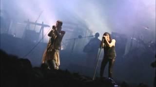 Nine Inch Nails featuring David Bowie - Hallo Spaceboy (live)