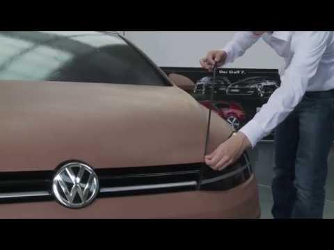 Volkswagen Golf 7 Research & Development, Design