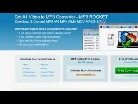 MP3Rocket PRO