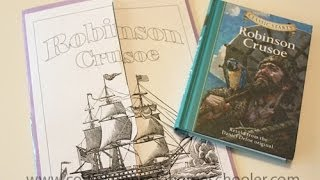 Robinson Crusoe Unit Study & Lapbook Thumbnail
