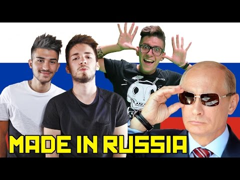 MADE IN RUSSIA CHALLENGE w/St3pNy - Matt & Bise