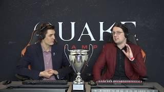 Team Liquid vs Sleep to Awake GRAND FINALS QUAKE 2v2 OPEN Dreamhack Tours 2018