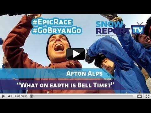 Afton Alps MN Ski Resort #EpicRace #GoBryanGo - Day 10