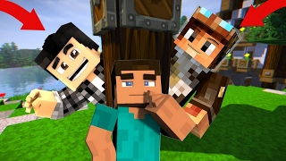 LES MEILLEURES CACHETTES SUR UNE NOUVELLE MAP ! | Hide and Seek | Minecraft