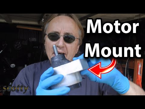 How to Replace Motor Mounts in Your Car