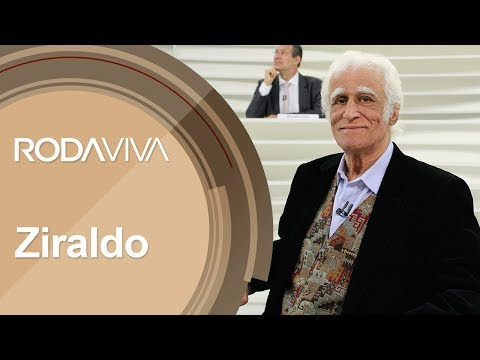Roda Viva | Ziraldo | 06/08/2018