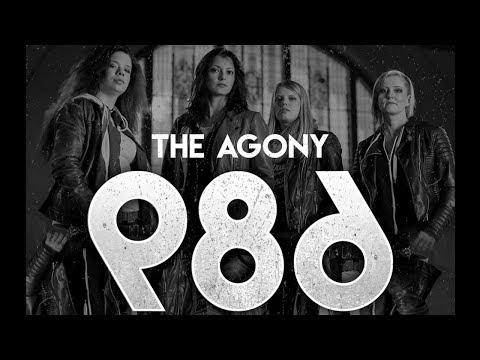 The Agony - 689 [FULL ALBUM, 2017]