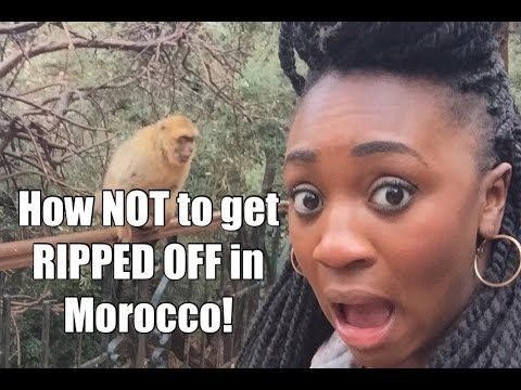 TOP 5 TIPS : How NOT to get Ripped off in Morocco | Remel London takes Morocco!