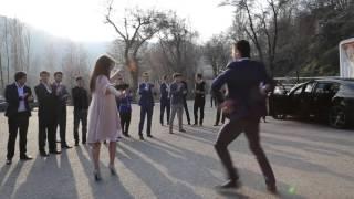 Ингушские танцы на свадьбе