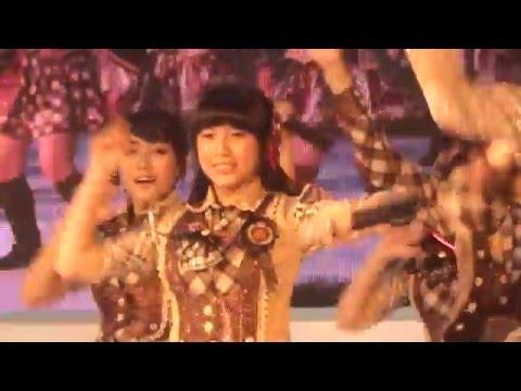 JKT48 - Pareo wa Emerald #HondaEvent