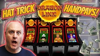 🔥Dragon Link is on Fire! 🔥MAJOR & MINI HITS! 🐲3 Handpays! | The Big Jackpot