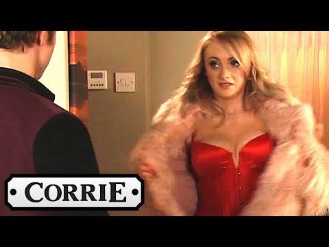 Coronation Street - Carla Helps Sinead Seduce Daniel!