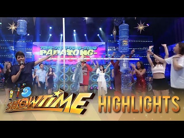 It's Showtime: Team Vice Ganda wins Tong-Tong-Tong-Tong-Papatong-Patong game