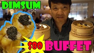 The BEST LUXURY All You Can Eat DIM SUM Brunch Buffet! thumbnail