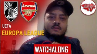 Vitoria SC 1-1 Arsenal | Watch Along With Troopz
