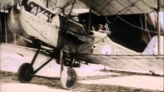 Первая мировая война в цвете.3. Кровь в воздухе