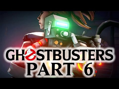 """Ghostbusters (2016) - Let's Play - Part 6 - [13th Street Station] - """"Flushing Line"""""""