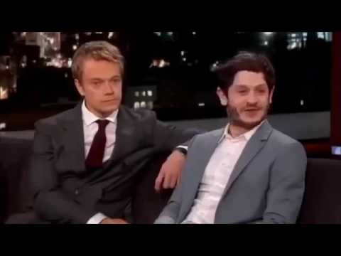 Game Of Thrones Stars Late Night Interview Turns Into Comedy