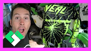 NEW DIRT BIKE GEAR SHOPPING (Day 1572)