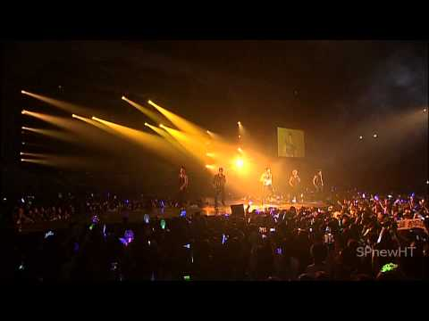Move On (Wooyoung Junho) - DVD hands up Asia Tour Concert