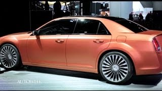 Chrysler attempts to pay tribute to the Turbine with a special-edition 300 sedan - Autoweek TV
