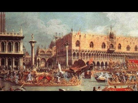Как образовался город венеция