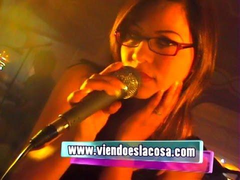ÉBANO - Lo Mío Es Mío - Nancy Álvarez - En Vivo - WWW.VIENDOESLACOSA.COM