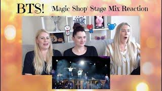 BTS: 'Magic Shop' Stage Mix Reaction