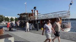 Ship journey. Laivamatka. Punkaharjulta. Savonlinnaan. Kesämatkat. Maisemakuvia. Matkakuvia.