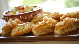 Beth's Easy Shrimp Rolls (summer Entertaining Collab With Rachel Talbott)