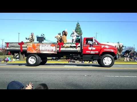 Warner robins christmas parade