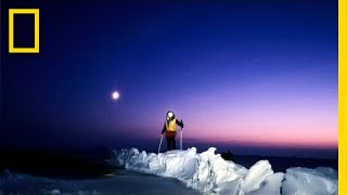 To the North Pole in Darkness | Nat Geo Live