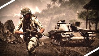 Reminiscing - Bad Company 2 Vietnam Gameplay