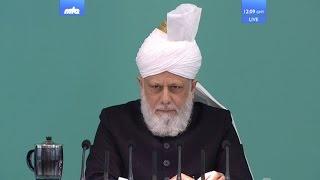 Cuma Hutbesi 28-04-2017 - Islam Ahmadiyya