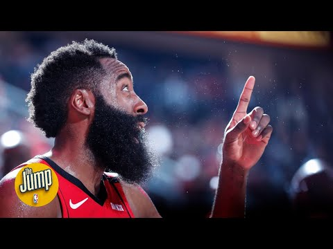 Are James Harden, Rockets back on track after snapping losing streak? | The Jump