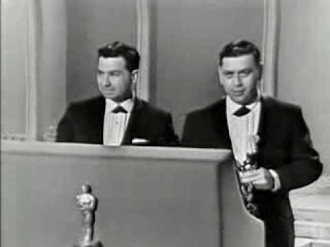 """Chim Chim Cher-ee"" Wins Original Song: 1965 Oscars"