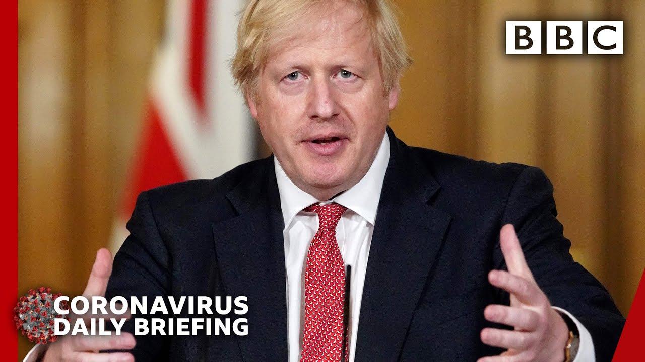 Coronavirus: Public challenge Boris Johnson's 'vague' messaging - Covid-19 Update ? @
