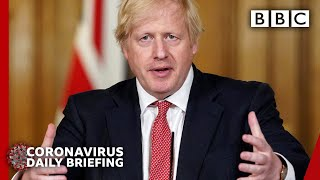 Coronavirus: Public challenge Boris Johnson's 'vague' messaging - Covid-19 Update 🔴 @BBC News - BBC
