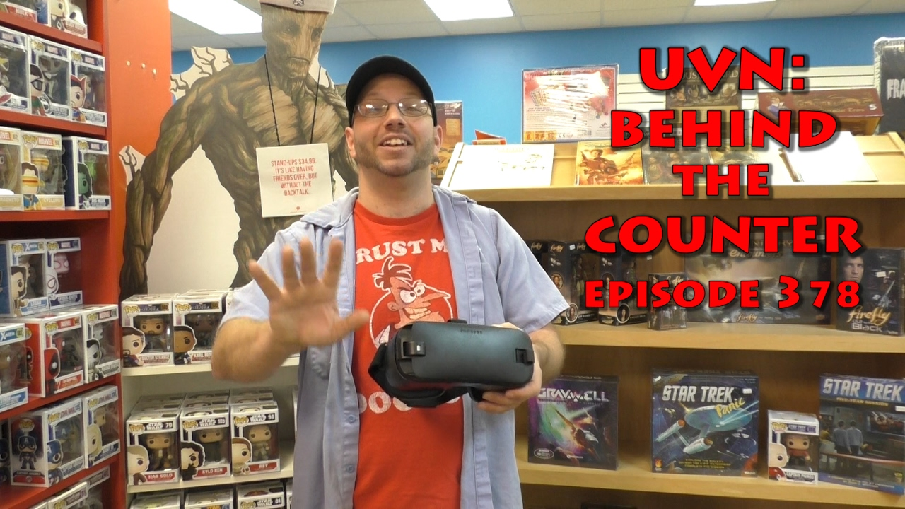 UVN: Behind the Counter 378