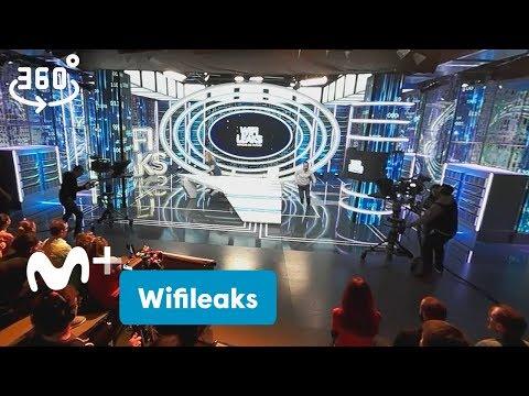 WifiLeaks 360º: Sketches catador de agua y videojuegos