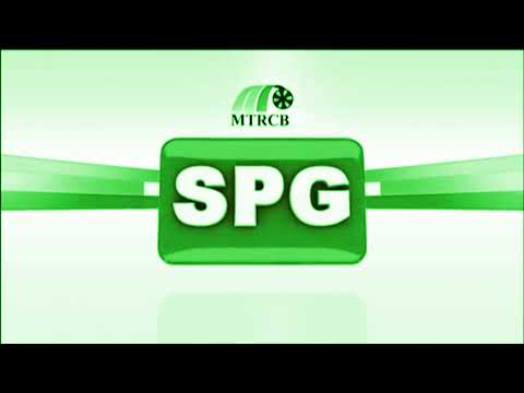 MTRCB SPG English Effects Collection